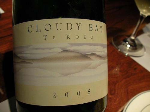 クラウディ・ベイ・テ・ココ 2005