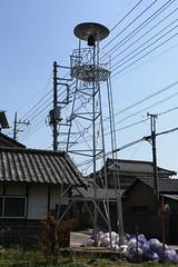 池辺の火の見櫓(川越市)