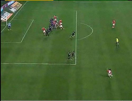 vergonha do futebol português