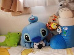 創也の枕元には / Bedside of Souya