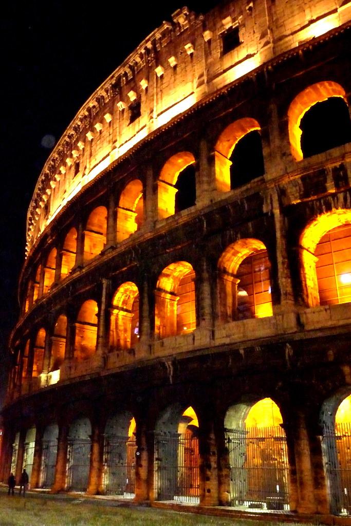 Roma's Colosseum