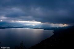 20081207-DSC08515 sur le lac du bourget (Frdric Lacombat) Tags: sky cloud lake france landscape lac nuage lacdubourget sonyalpha francelandscape ciiel colourartaward platinumheartaward fredericlacombat flacombat