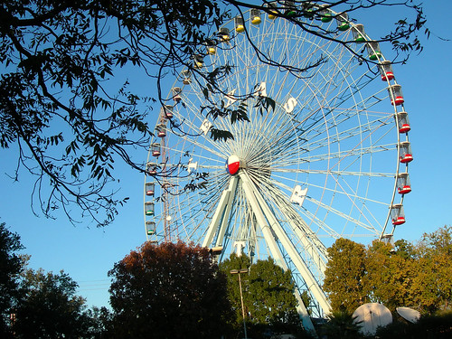 The Texas Star (North America's largest Ferris wheel)