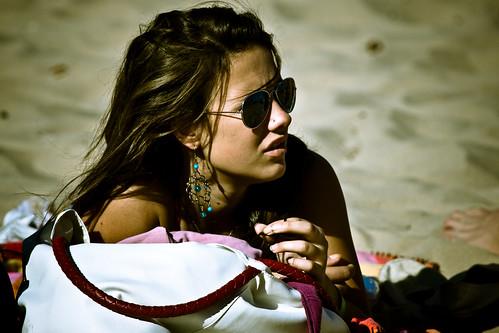 Beach princess