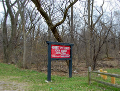 Forest Preserve Bike Trails of Niles, IL