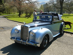 Alvis TA21 Drophead Coupe