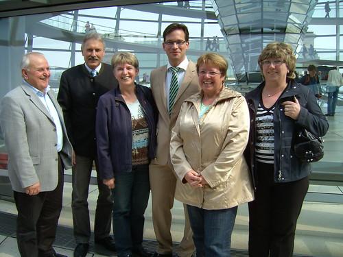 2009-04-06 | Berlinfahrt von MdB Pronold