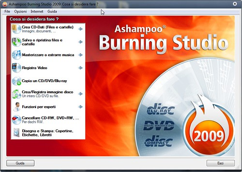 ASHAMPOO BURNING STUDIO 9 FREE DOWNLOAD CRACK