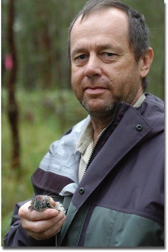 Richard Harris & Hasting River Mouse - blog