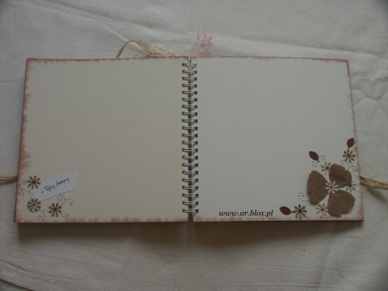 wedding guest book - inside9