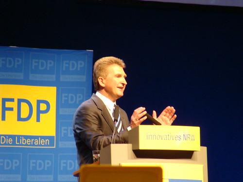 FDP-Landesvorsitzender Andreas Pinkwart