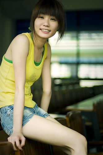 Chinese cute girl image