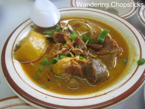 Binh Dan Restaurant (De 7 Mon (Vietnamese Goat in 7 Courses)) - Westminster (Little Saigon) 14
