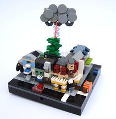 cafecorner2 (Rogue Bantha) Tags: lego marketstreet greengrocer 10230 7991 10182 10185 10190 cafecorner microplis