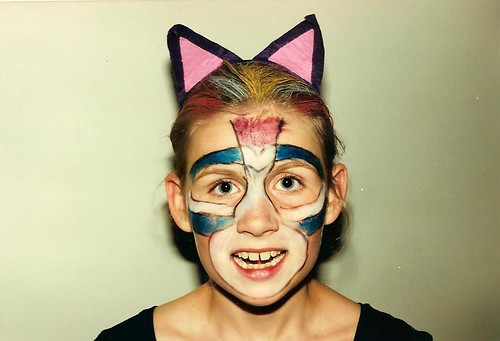 cats makeup. Cats Makeup. In May 1989, our Challenge Program at school put on a version of quot;Catsquot; by Andrew Lloyd Webber. These are scanned pictures of my grade five