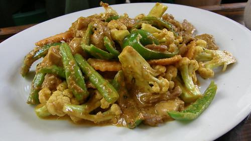 047.Boddhi Tree的蔬菜咖哩