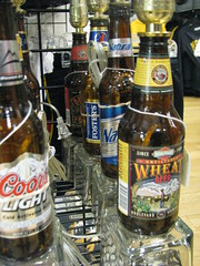 THE LITE TOUCH WITH LAGER (roberthuffstutter) Tags: beer bottles denver alcohol coors junkcars coorslite huffstutter poetrylovers fatbeer beerofallkinds boulevardbeerofkansascity