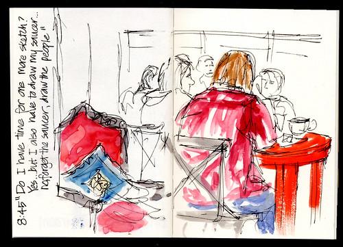 EDiM 07C_Cafe Sketching2