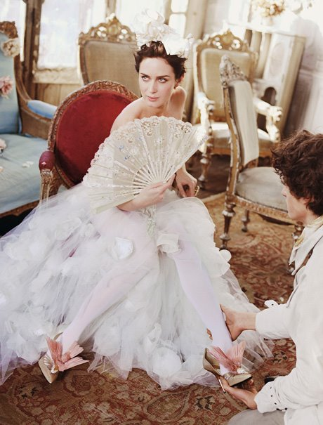 Emily Blunt in Vanity Fair 2