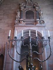 Un côté de cathédrale