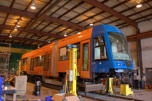 What if streetcars could be manufactured in the East Bay?