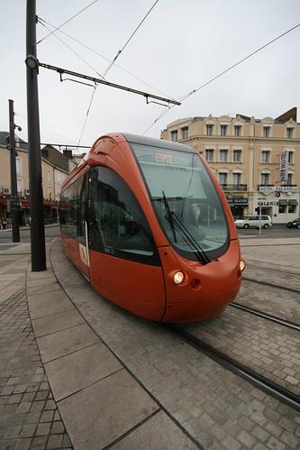 Le Mans tram