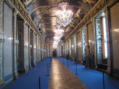 Wannabe galerie des glaces