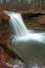 Lost Falls (the waterfallhunter) Tags: waterfall desotostatepark hdr laurelcreek dekalbcounty fortpaynealabama lostfalls alabamawaterfalls loriwaldennikond50