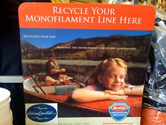 monofilament line box top