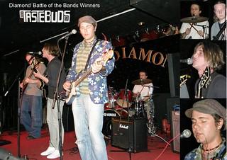 winners tastebuds 2009