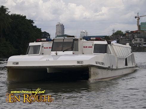 MV Pasig Ferry