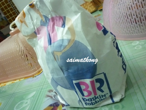 Baskin Robbins 31% Discount on 31th