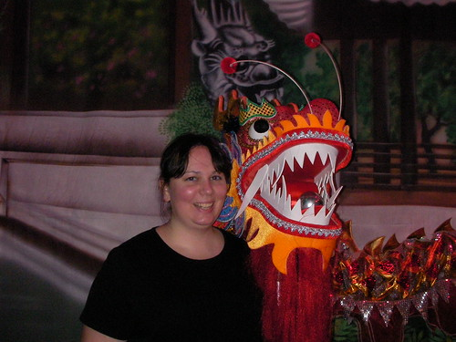 Me with the Dragon