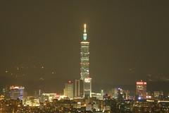 05.有維多莉亞港感覺的台北天際線