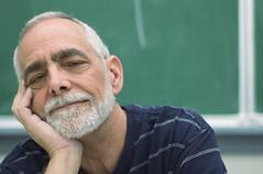 People: Drexel - Soble (brian.michel) Tags: philadelphia beard nikon d70s philosophy teacher pa professor drexel