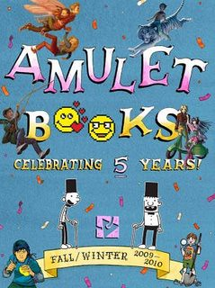 Reporting: Amulet Fall 2009 List