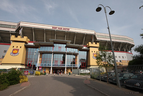 Upton Park West Stand