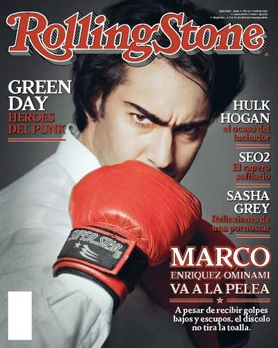 Portada Rolling Stone Chile | Junio 2009 por Seo2 | Relativo & Absoluto.