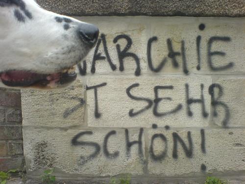 ARCHIE IST SEHR SCHÖN!