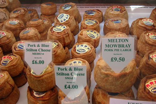 British meat pies!