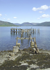 Old Pier, Port Bannatyne