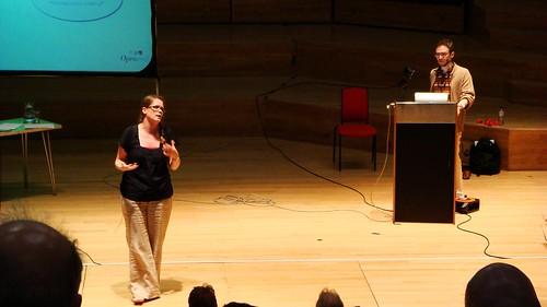 Bea Düring's agile Talk