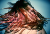 (signe constable.) Tags: selfportrait backofmyhead hairinmotion