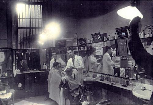 Barbers 1930s