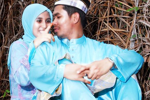 Cikgu Najib dan Cikgu Asrina
