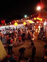 Festival in azalea mountain villa