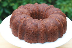 Classic Banana Bundt Cake - Food Librarian