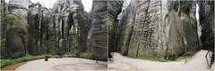 Slon nmst - fajny placyk w labiryncie skalnym (Bart0lini) Tags: teplice czechy adrpach adrpaskskly