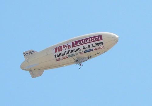Migros balloon