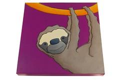 so slow sloth (norris) - from below